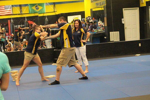 East West Karate hosts Back to School Bash