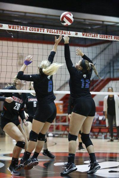 Lady Jaguars fall 3-0 to Somerset