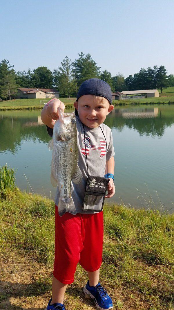 Kids Fishing Derby 2019 is a big catch