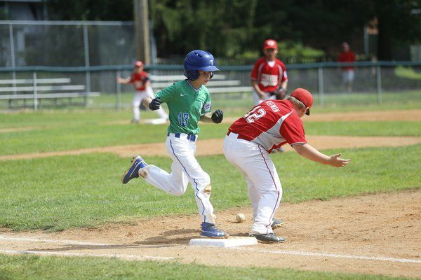 North Laurel 11-year-old All-Stars hold off the Corbin 11-year-old All-Stars 7-5