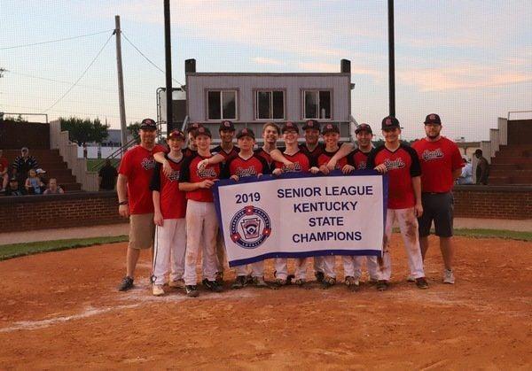 South Laurel Senior League All-Stars named 2019 Senior League Champs