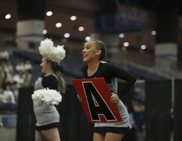 South cheer squad 'pleasantly surprised' as team advances to state competition