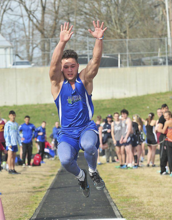 North boys place second in Randy Elmore PCI Track Classic