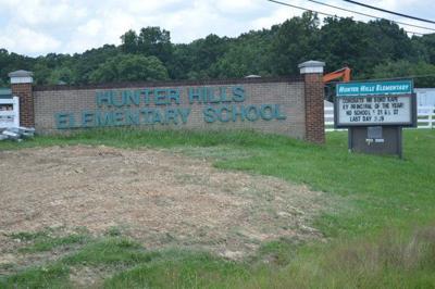 Hunter Hills renovation underway