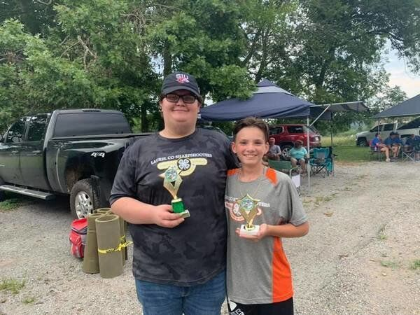 Laurel County Sharpshooters perform well in Cumberland County Invitational