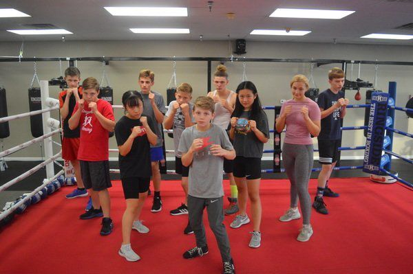 Youngfighters prepare for 2019 Trooper Jason VanHook USA Boxing Memorial Invitational