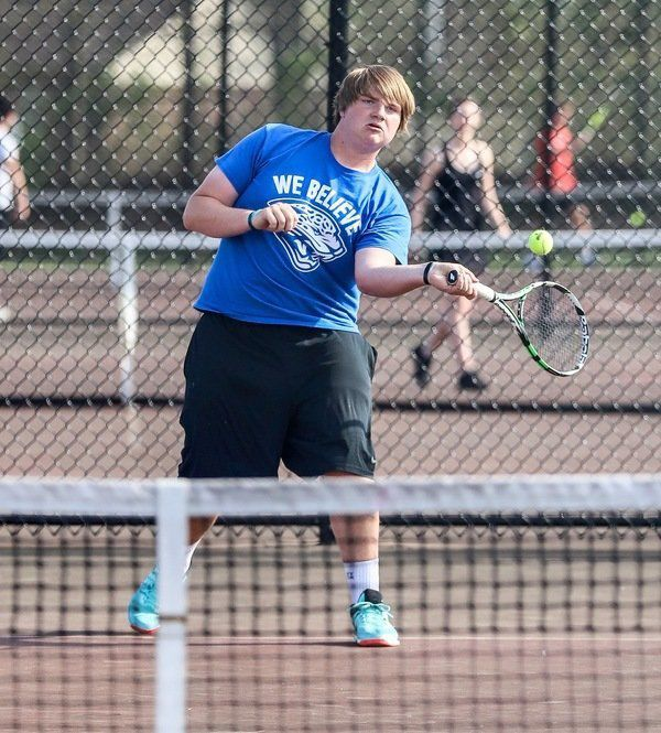 WINNING SEASON: <span>Jaguar tennis team overcomes youth, inexperience to win 12 games</span>