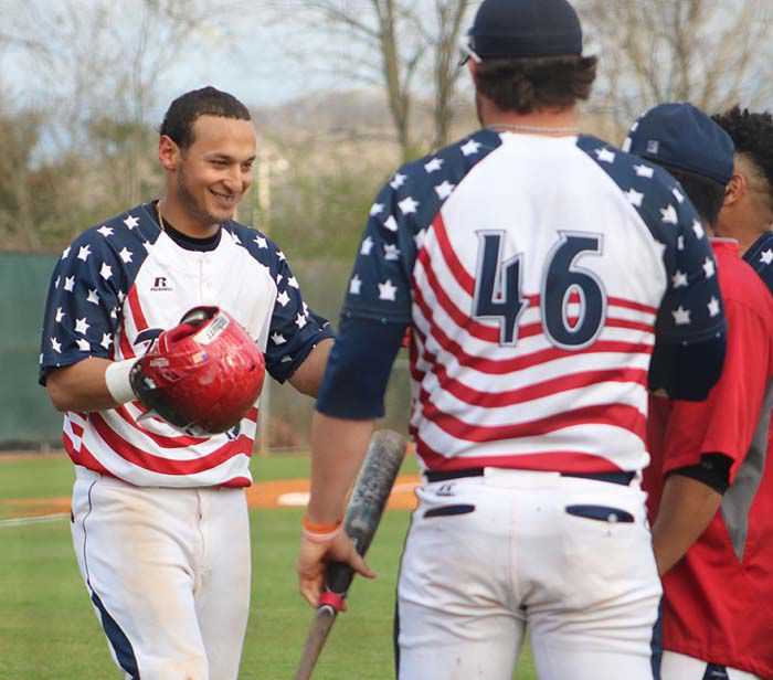 the best attitude afecb be6ea College Baseball: Bat Pats outrun Thorobreds of Kentucky ...