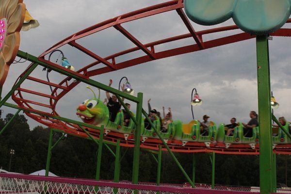 Laurel County Fair thrills