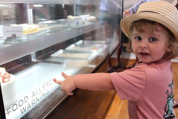The Bluegrass Baker opens in downtown London