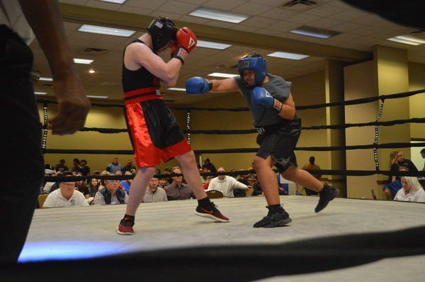Local boxers thrilled with experience