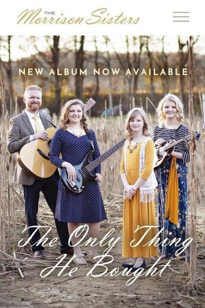 Morrison Sisters to perform Sunday