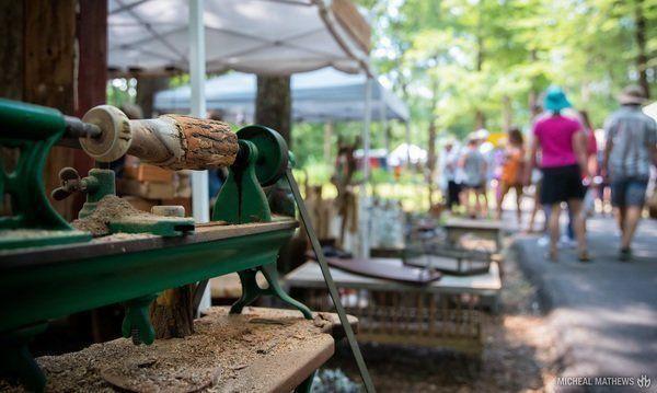 Craft festival brings fun to Berea