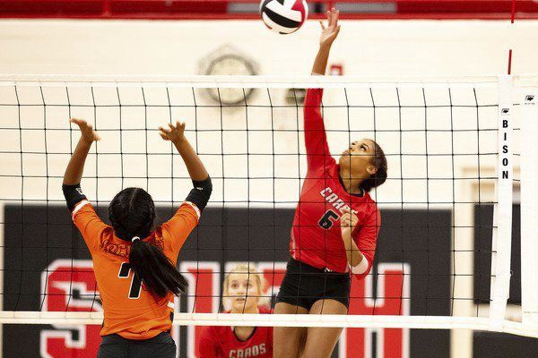 South Laurel serves up district win over Williamsburg