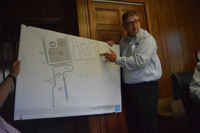 East Bernstadt Independent looks into new parking lot pick-up/drop-off loops
