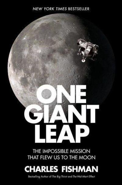 Book review: 'One Giant Leap: The Impossible Mission That Flew us to the Moon'