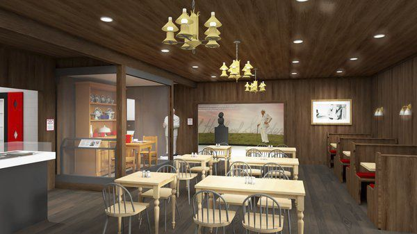 Sanders Caf<span>é and museum getting first renovation in 30 years</span>