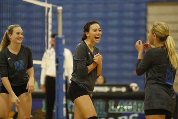 North Laurel volleyball wraps up first season under new head coach