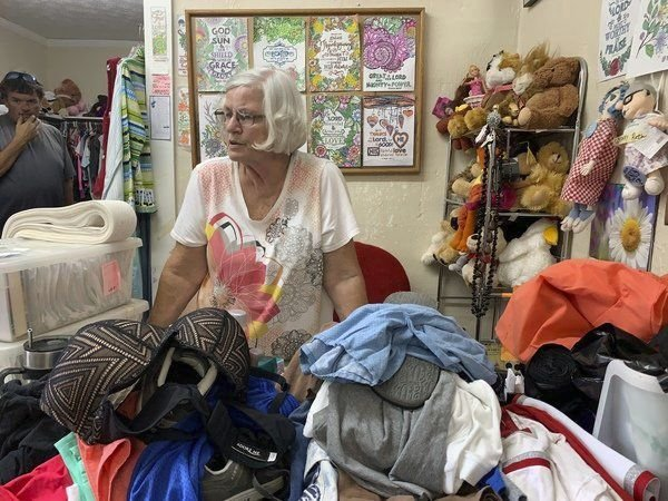 HEART OF THE BLUEGRASS: Matthew Ministry provides free clothing for the needy