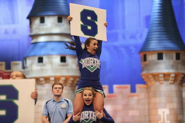 North Laurel cheer captures third in nation