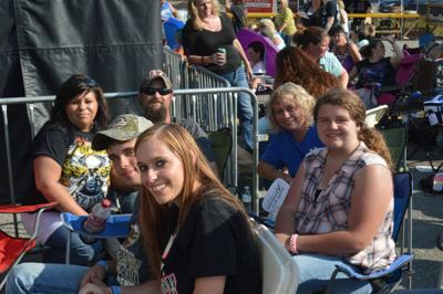 Fans camp out to see Michaels perform | Community | sentinel-echo com