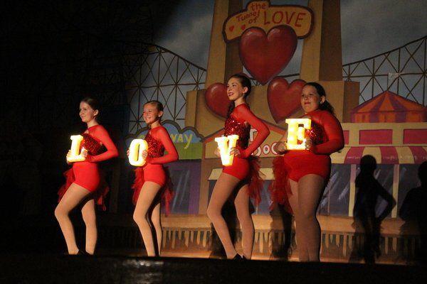 Diane McCowan Academy of Dance presents 'Under the Boardwalk'