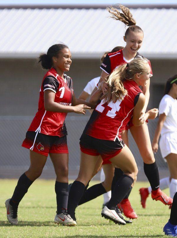 HANGING TOUGH: Lady Cardinals drop 4-2 decision to Danville