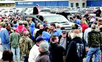 Protesters rally at Wildcat Harley | News | sentinel-echo com