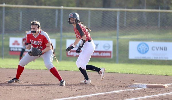Carly Mink's Lady Cardinals were ready to make a run at the 13th Region championship