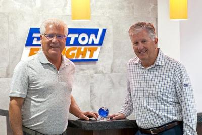 DaytonFreightnamed Regional LTL Carrierof the Year