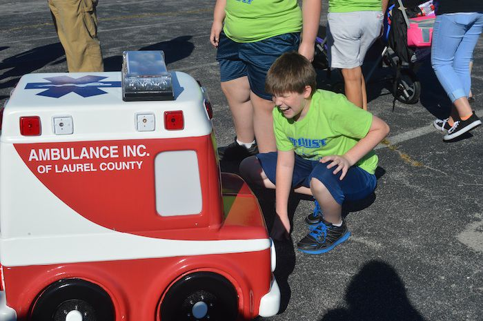 Andy the Ambulance