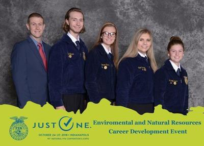 North Laurel FFA team wins national competition