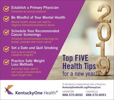 how to help improve your health in 2019 local news sentinel. Black Bedroom Furniture Sets. Home Design Ideas