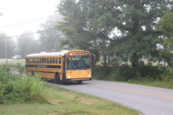 First day of school in Laurel County