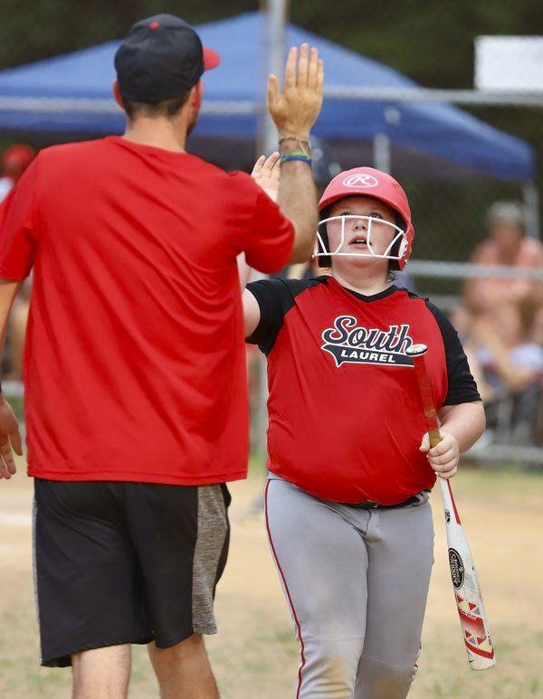 STATE RUNNER-UPS:<span>South London 9-10 year-old All Stars fall in state title game, dropping 12-0 decision to Boyd County</span>