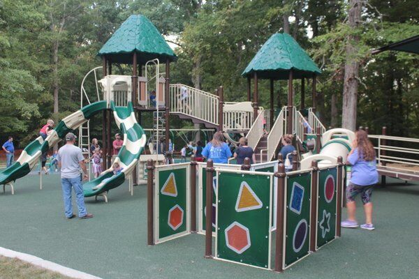 Scott Rose Playground and Musical Park opens in conjunction with Autism Walk