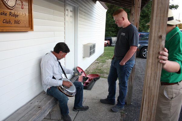 Carter County is the place for bluegrass music