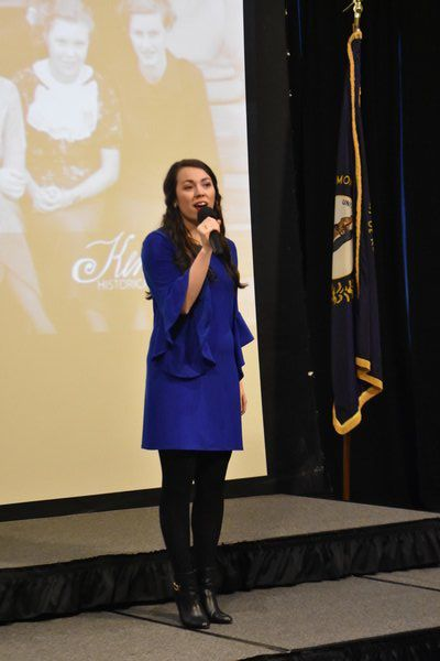 London native takes part in Governor's Inaugural Breakfast