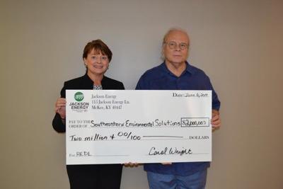 Southeastern Environmental Solutions receives $2 million loan through Jackson Energy