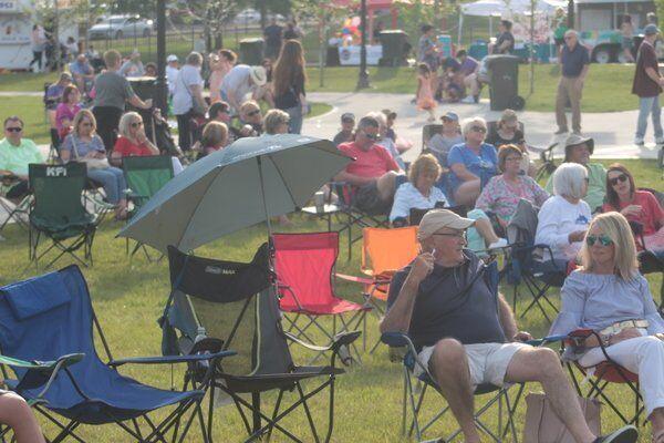 Town Center opens Summer Concert Series