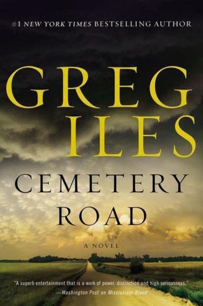 BOOKREVIEW:Greg Iles is back with another small-town Mississippi murder mystery