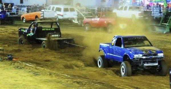 Laurel County Fair begins next week