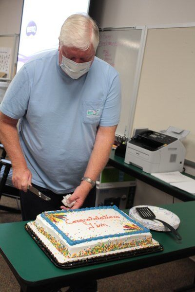End of an Era: Vorbeck ends 45 year career with Laurel County Health Department