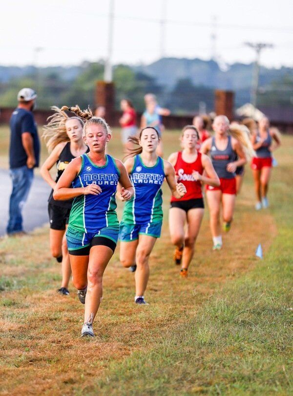 Lady Jags ready to make a run at cross country region title