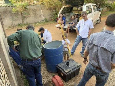 Ky. Disaster Relief volunteers help bring clean water to African villages