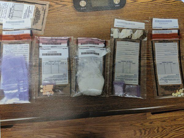 London Police Department arrests two for drugs, endangering welfare of a minor