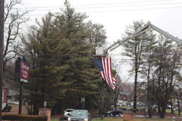 Firefighter, rescue squad member honored