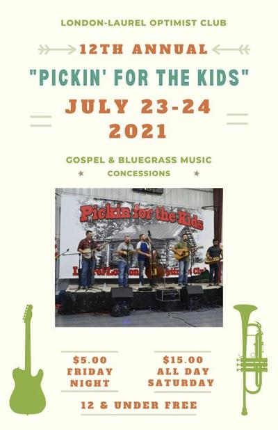 Pickin' for the Kids kicks off this weekend