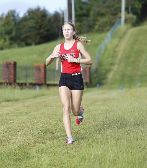McCowan places 5th in Greater Louisville Classic as South boys, girls cross countryrunners compete