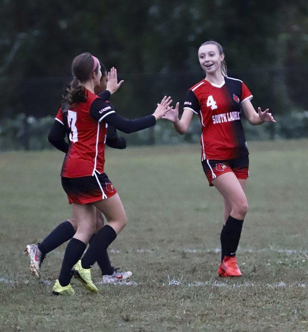 MOVING ON:<span>South Laurel advances to 49th District Girls Soccer Tournament semifinals</span>